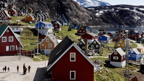 Medie: Trump leger med tanken om at købe Grønland