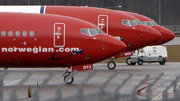 Norwegian sælger alle aktier i bankforretning til Sampo og Nordic Capital