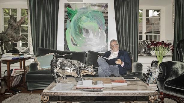 """Lars Seier har fået nok af rentable men kedelige forretningsidéer: """"Jeg synes efterhånden, jeg har optjent retten til at have det sjovt med de ting, jeg laver. Og det har jeg så"""""""