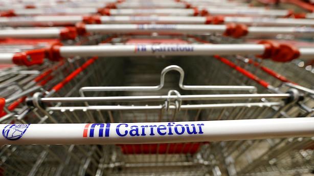 Medie: Fransk supermarkedskæde klar med bud på rival