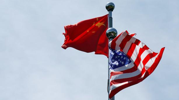 Handelsoptimisme sender rentekurven i USA i plus for første gang siden juli