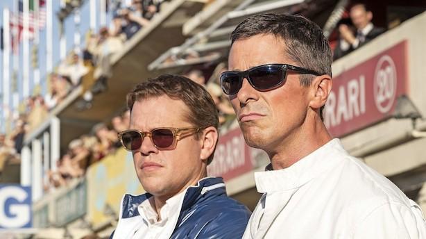 Le Mans-film lykkes med at gengive rivaliseringen mellem Ford og Ferrari