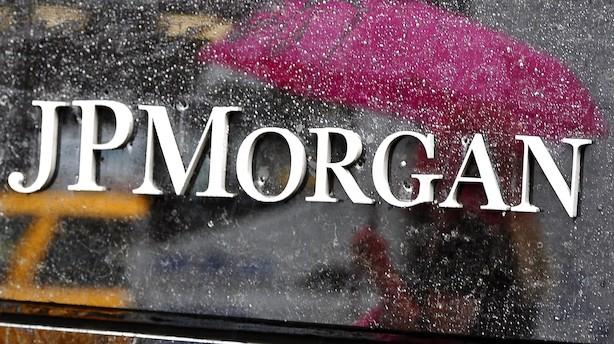 Aktieåbning i USA: Blandet start efter mixede regnskaber fra storbanker