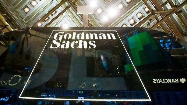 Goldman Sachs går ind i online-udlån