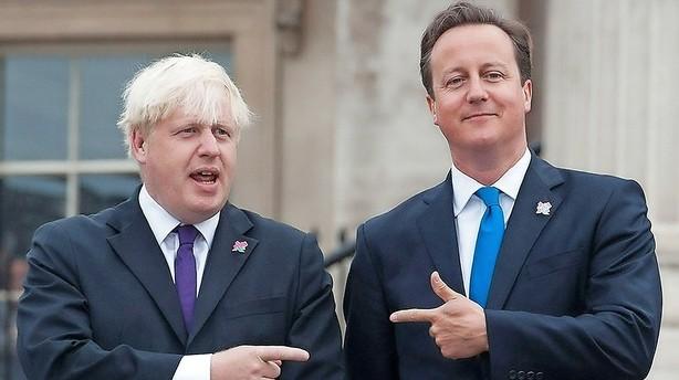 Cameron appellerer til Londons borgmester i EU-opgør
