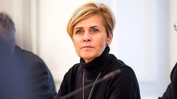 Kulturminister vil have udelukket dopinglande