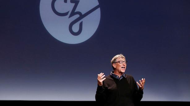Bill Gates, Jeff Bezos, Reid Hoffman og Jack Ma går sammen om ny milliardfond