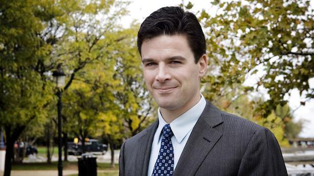 Medie: Foghs søn forhandler om job hos Trump
