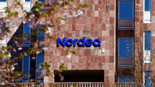 Nordea vil ikke hæve priserne på boliglån i Danmark