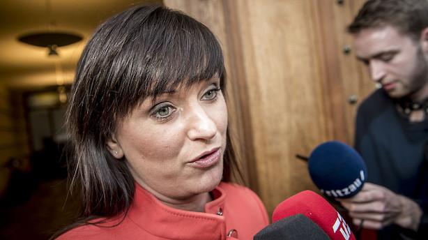 Sophie Løhde udskyder kæmpereform