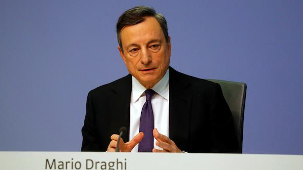 Analyse: ECB sender nu finansmarkederne tilbage til virkeligheden