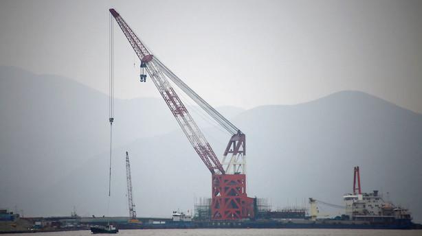 Råvarer: Reduceret efterspørgsel fra Kina vil sænke oliepriser