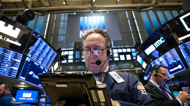 Aktier: Wall Street venter på valgresultatet - små stigninger i dag