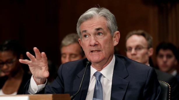 Obligationer: Renterne ses stige - fokus på rentemøde i USA
