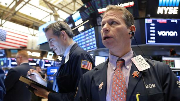 Aktier: It-aktier sikrer stigninger på Wall Street