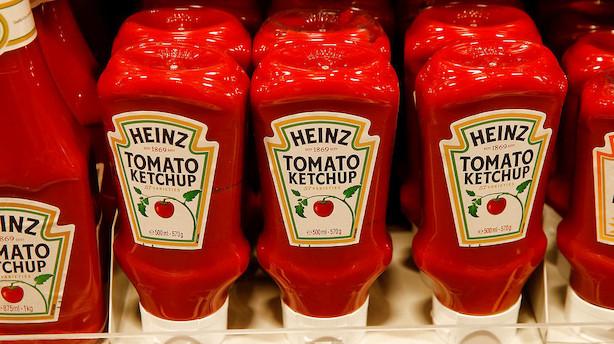 Kraft Heinz nedskriver for 15,4 mia dollar: Aktien dykker solidt i eftermarkedet