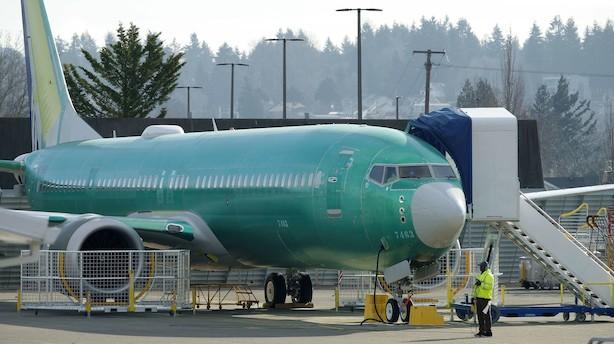 Aktier i USA: Boeing fortsætter med at tynge Dow Jones