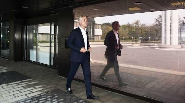 Hov, Bo Nilsson er stoppet som topchef i Nets A/S