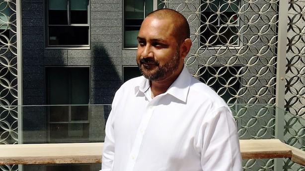 Sanjay Shah skyder tilbage mod Skattestyrelsen i udbyttesag