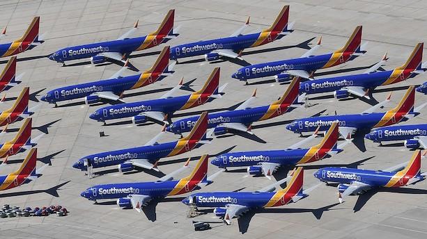Boeing 737-godkendelse kan blive forsinket