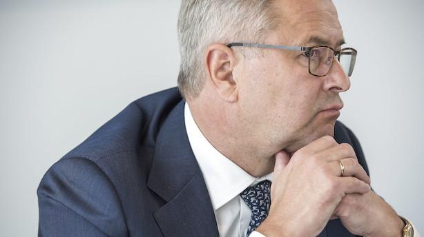Markedet lukker: Mærsk faldt efter regnskab i ellers positivt marked