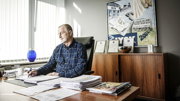 """Fra """"Go'daw - jeg har et godt tilbud til dig"""" til 30 milliarder i omsætning: Her er 40 år med Lars Larsens Jysk"""