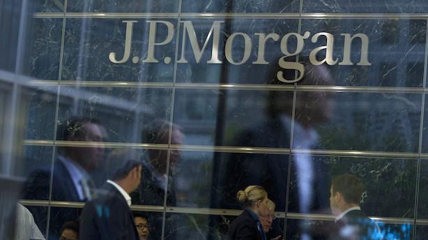 Aktiestatus i USA: Rekorderne sættes på pause i bankfokuseret marked