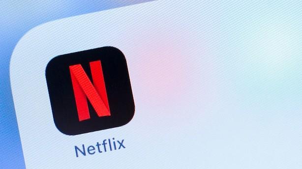 Aktiestatus i USA: Netflix får stryg efter regnskab