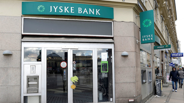 Banker lurer fortsat på negative indlånsrenter for private efter Jyske Bank-melding