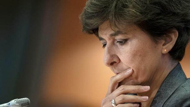 Macrons kommissær-kandidat er blevet forkastet af EU-Parlamentet