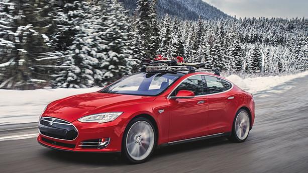 Ny Tesla har vanvidskræfter