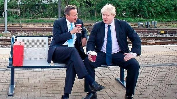 Londons konservative borgmester støtter nej-siden