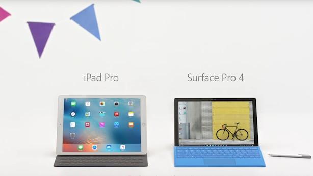 Hvad er en computer? Microsoft driller Apple i ny video