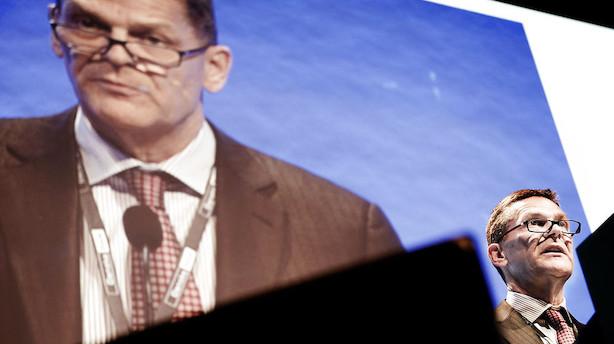 Danske Bank vil give formand lønforhøjelse på 14 pct.