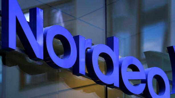 Goldman: Øget usikkerhed giver sænket Nordea-anbefaling