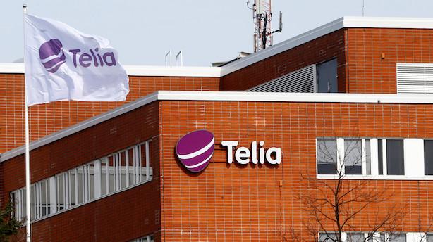 Telia: Diskussionen om køb af TDC er lukket