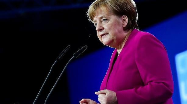 Lektor: Først nu begynder problemerne i tysk politik