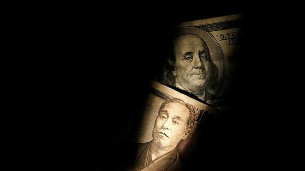 Valuta: Potentiel handelskonflikt lægger dæmper på dollar