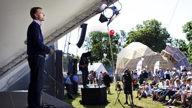 Dansk Folkeparti vil i regering med Venstre efter valget