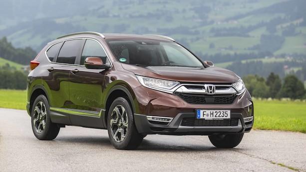 Velkendt Honda forsager diesel - fremover må du tage en benziner