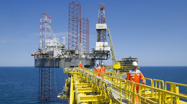 Maersk Drilling får kort kontrakt i Østtimor