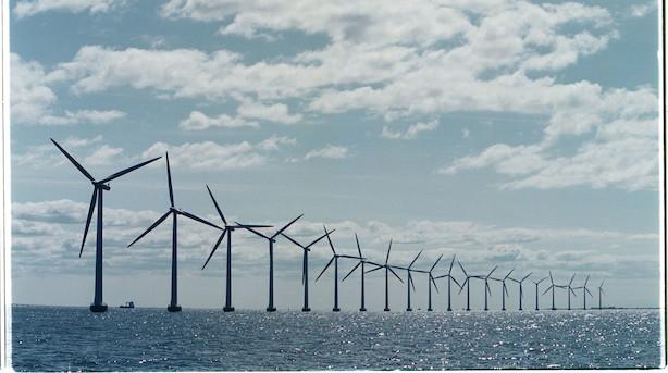 Vattenfalls vindmøller kompenserer for tilbagegang i varmeaktiviteter