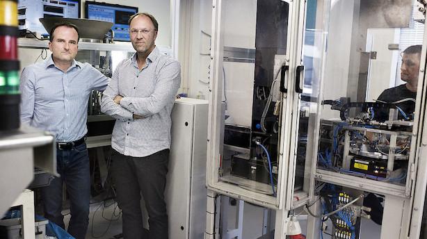 Chemometecs næstformand sælger aktier for 12 mio. kr.