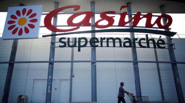 Aktieluk i Europa: Supermarkedskæde fejrede større sikkerhed med kurshop
