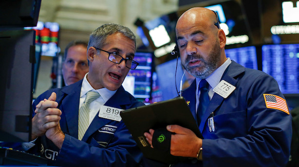 Aktiestatus i USA: Frygten dominerer - aktier sendes langt ned