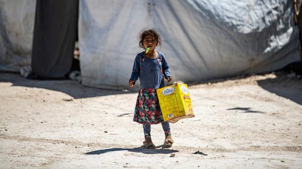 Danmark får hug for at svigte børn i syriske lejre