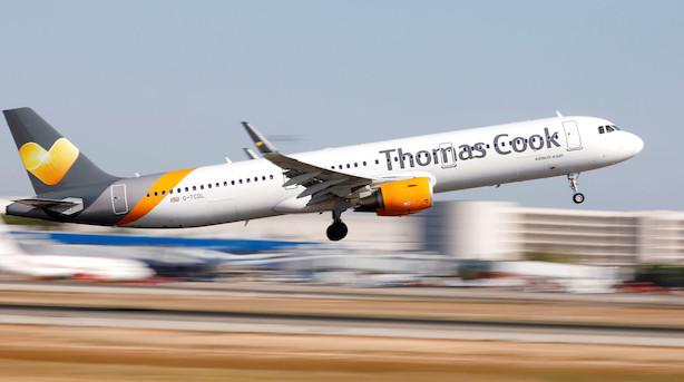 Thomas Cooks konkursbo er ved at sælge Spies