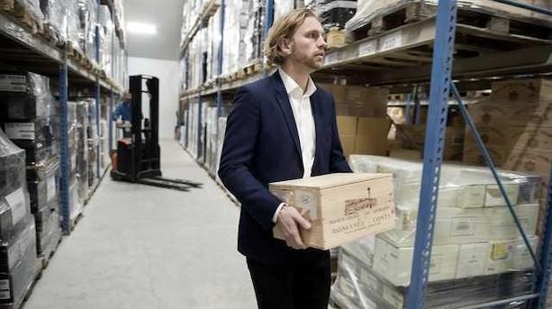 Nordjyske vinkøbmænd tordner frem: Tjener 27 mio kr på et år