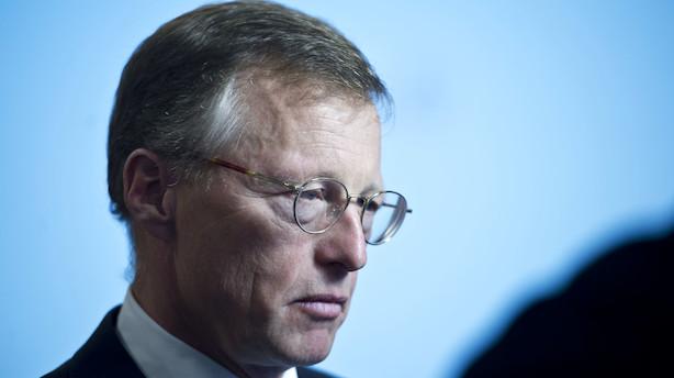 Tidligere Mærsk-topchef bliver formand i hollandsk kæmpeselskab: Omsatte for 381 mia kr sidste år