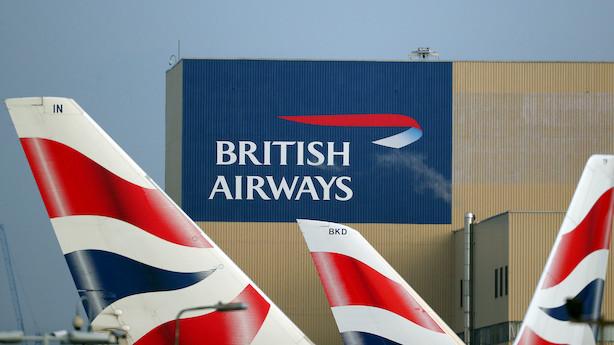 British Airways indgår aftale med piloter